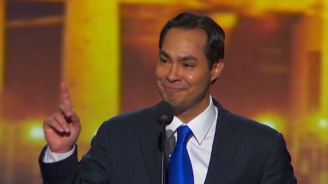Watch full speech of Julian Castro