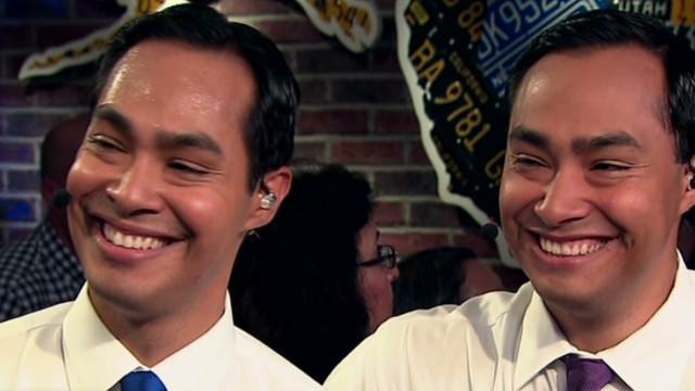 Castro brothers: Democratic Party stars