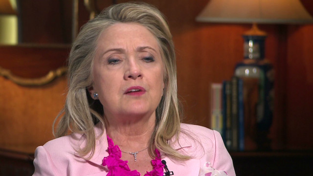 Clinton: Russia, China on board with us