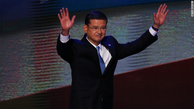 Eric Shinseki, who clashed with the Bush administration over Iraq, is now secretary of the Veterans Administration.