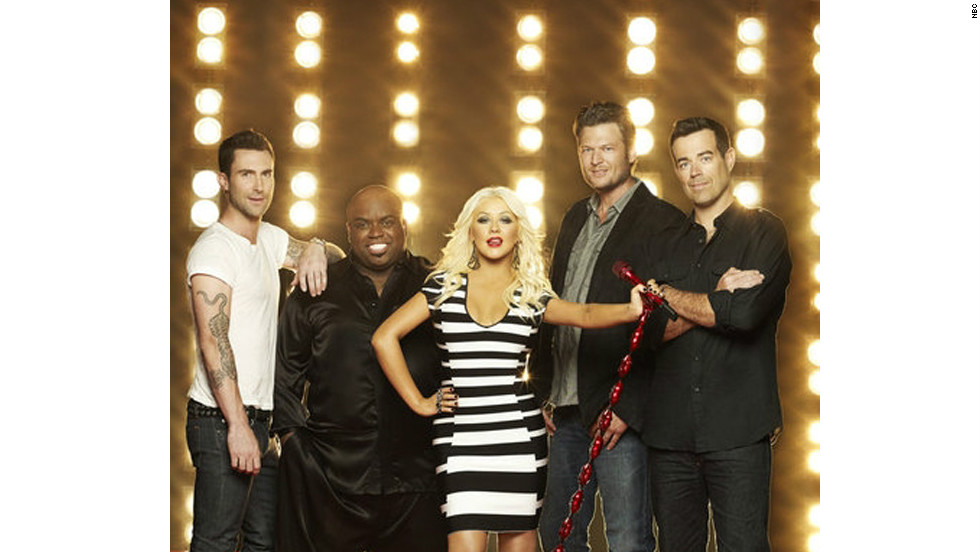 "On December 17, ""The Voice's"" performance <a href=""http://tvbythenumbers.zap2it.com/2012/12/18/tv-ratings-monday-gossip-girl-up-a-tick-for-series-finale-how-i-met-your-mother-the-voice-mike-molly-up-hawaii-five-0-dips/162198/"" target=""_blank"">finale </a>garnered more than 13 million viewers. <a href=""http://marquee.blogs.cnn.com/2012/09/18/usher-shakira-to-join-the-voice-in-the-spring/?iref=allsearch"" target=""_blank"">Usher and Shakira </a>will occupy the Big Red Chairs next season when they replace Christina Aguilera and CeeLo Green as judges."
