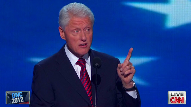 Clinton: No one could fix mess in 4 years