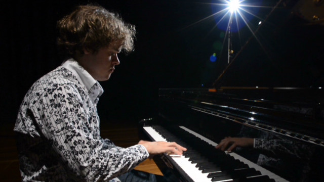 Inside the mind of a piano prodigy