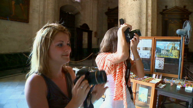Russian tourists return to Cuba