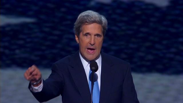Kerry accuses Romney of flip-flopping