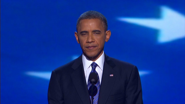 Carville: Obama's speech not best at DNC