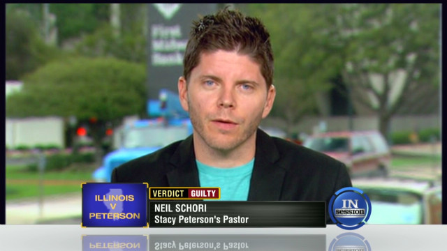 Pastor: Drew Peterson was scary