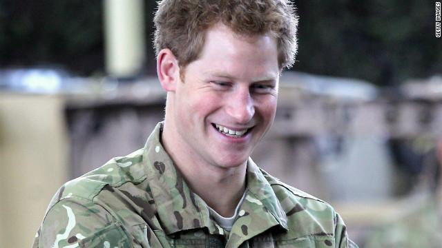 Prince Harry returns to Afghanistan