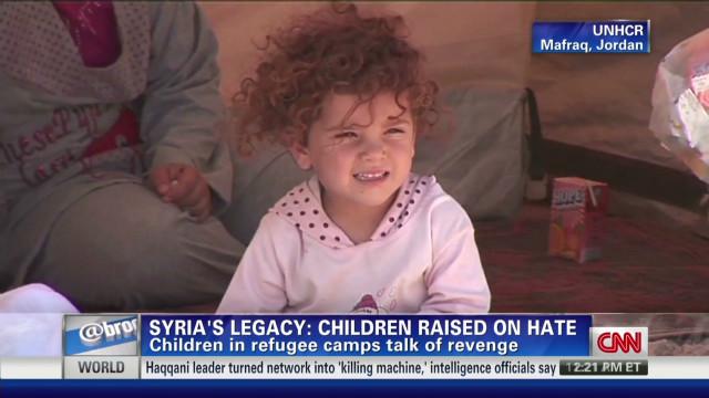 Syria's children caught in conflict