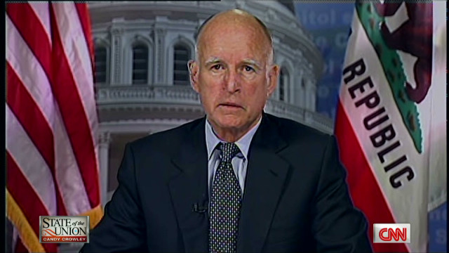 Jerry Brown on Obama's first term