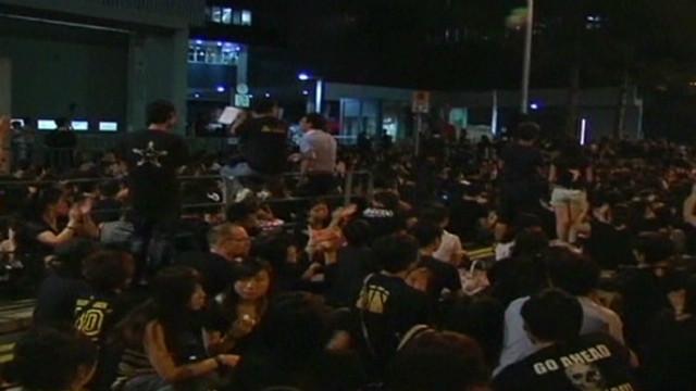 Hong Kong patriotism classes