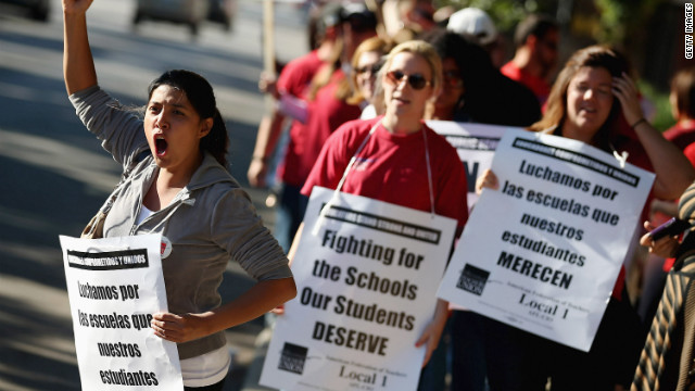 No deal for striking Chicago teachers