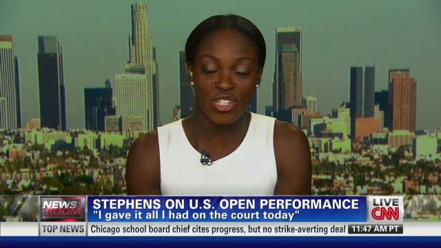 Sloane Stephens looks to Australia Open