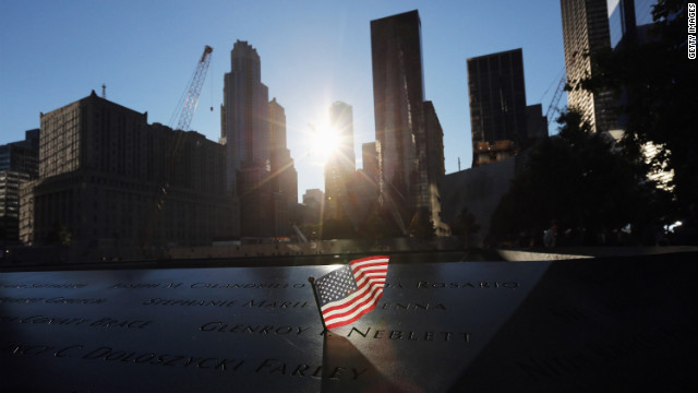 Respecting the 9/11 Memorial