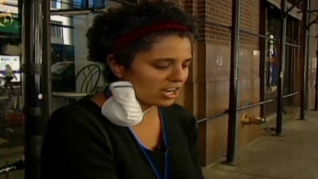 2001: Reporter's notebook on 9/11 attack