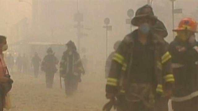 'American altruism' of 9/11 responders