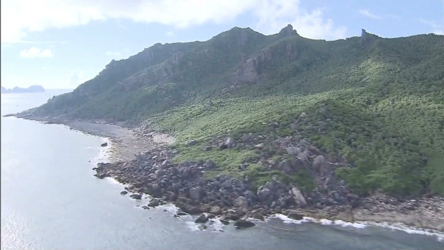 Why is Japan feuding over islands?