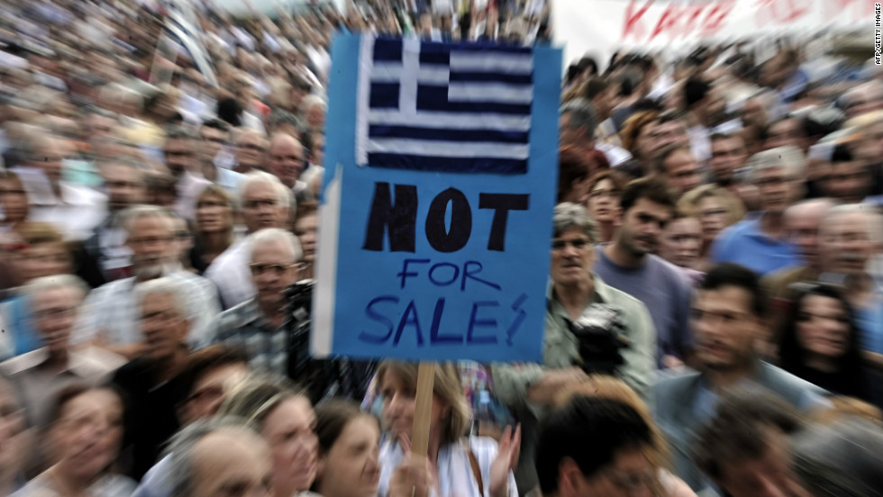 Many now fear that European Central Bank officials and other leaders are merely waiting for the U.S. to vote before cutting Greece loose from the euro.