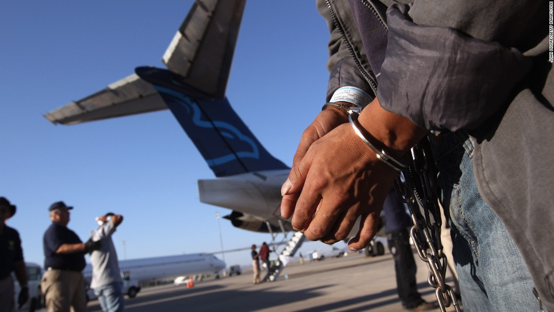 ICE Air: How US deportation flights work