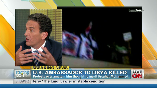 Are there power vacuums in Libya, Egypt?
