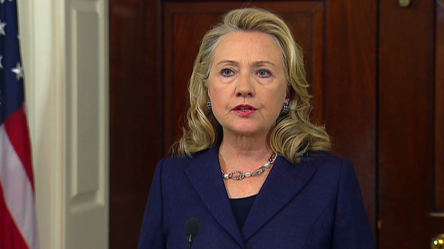 Clinton's doctors: Clot found after MRI
