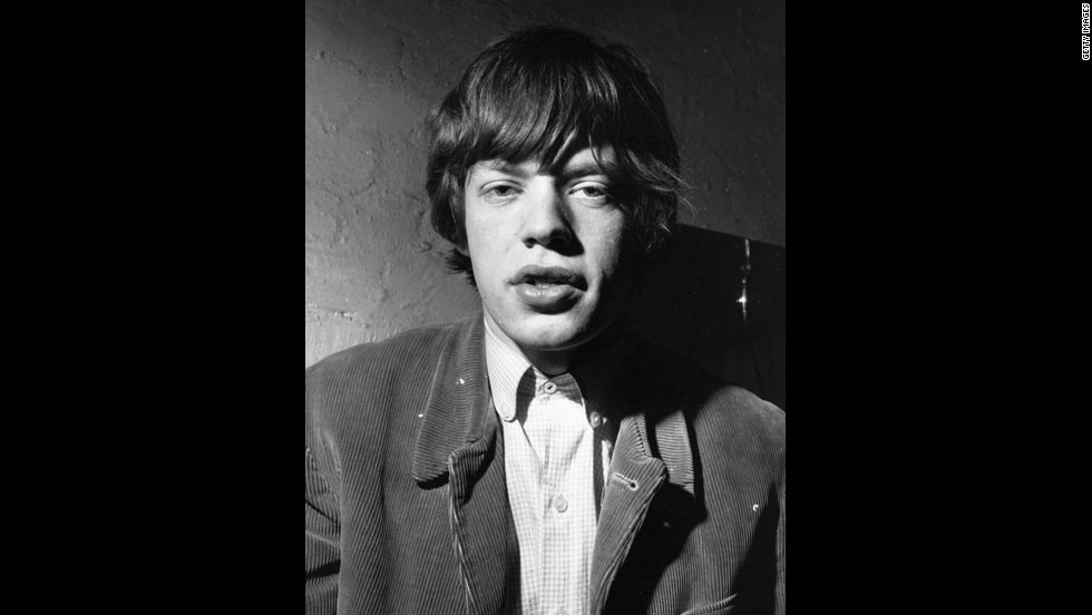 "While editor-in-chief at Vogue, Vreeland published the first ever portrait of Mick Jagger in the U.S. At the time, 19-year-old Jagger was just another aspiring British rocker, but she saw something in him -- particularly ""those lips!"" she said."