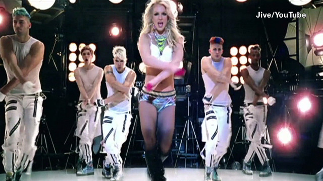 Britney Spears' showbiz comeback
