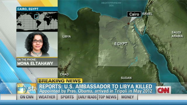 Fringe group behind Libya attacks?