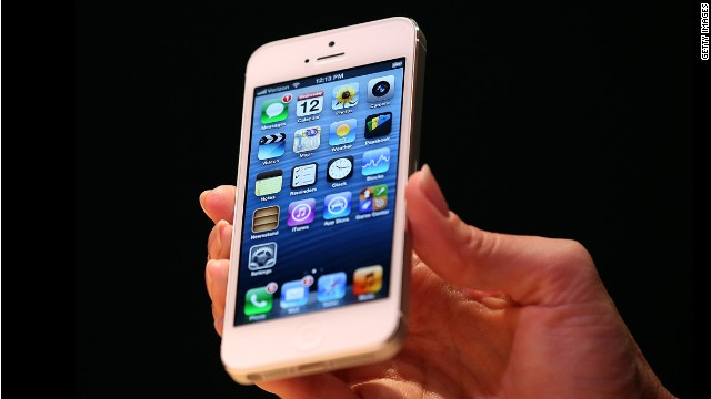 The iPhone 5 has been plagued by rumors of supply-chain problems since it went on sale in September.