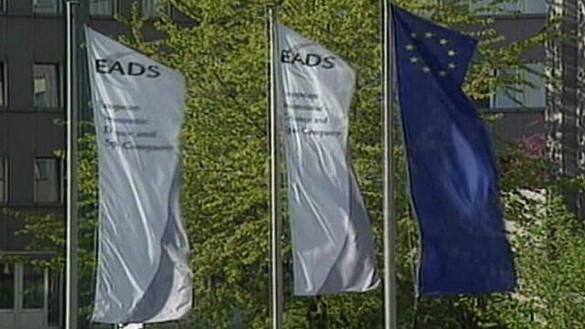 BAE, EADS in merger talks