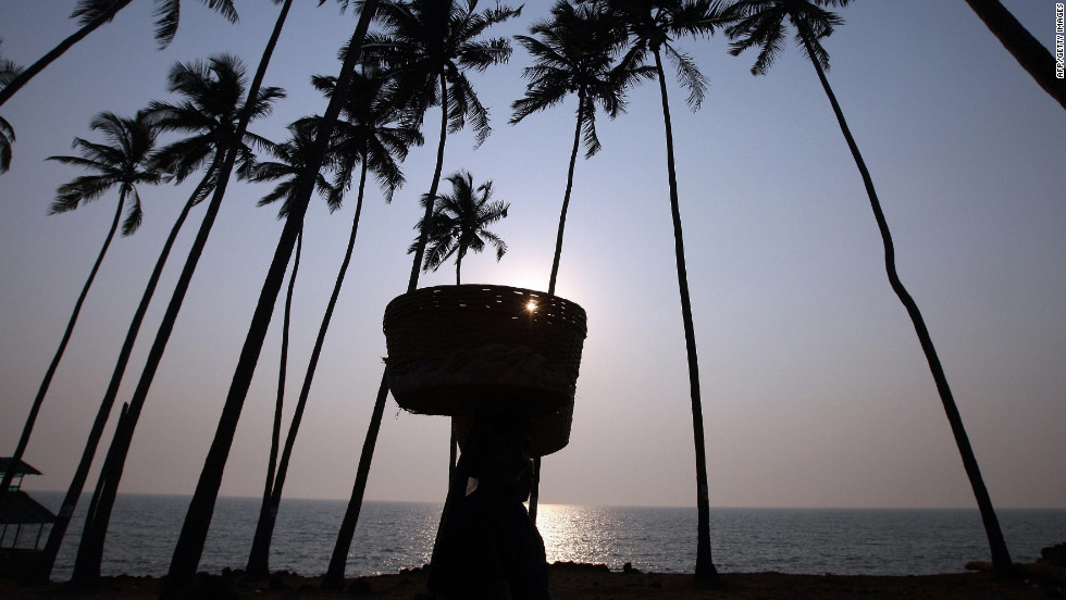 In Goa, you'll find one of the world's most laid-back and eclectic coastal experiences.
