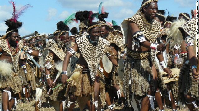 Boom in traditional religion threatens leopards