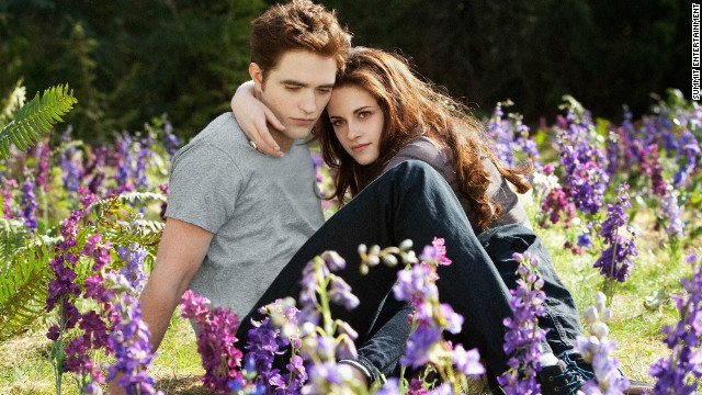 "Robert Pattinson and Kristen Stewart star in ""The Twilight Saga: Breaking Dawn -- Part 2,"" which opens November 16."