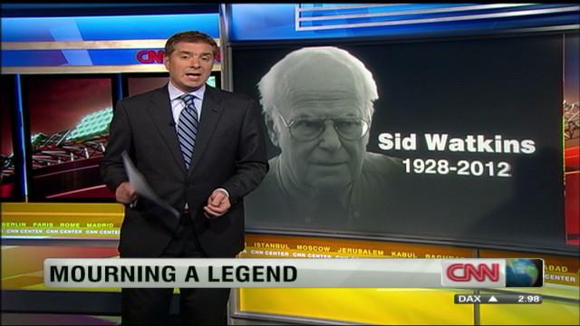F1 mourns Sid Watkins