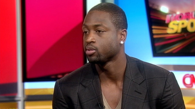 Wade reflects on Heat's historic season
