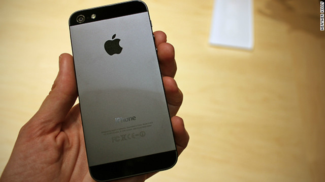 New iPhone 5 is evolutionary for Apple