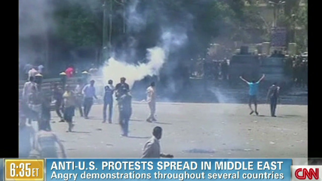 Morsy violence response 'four days late'