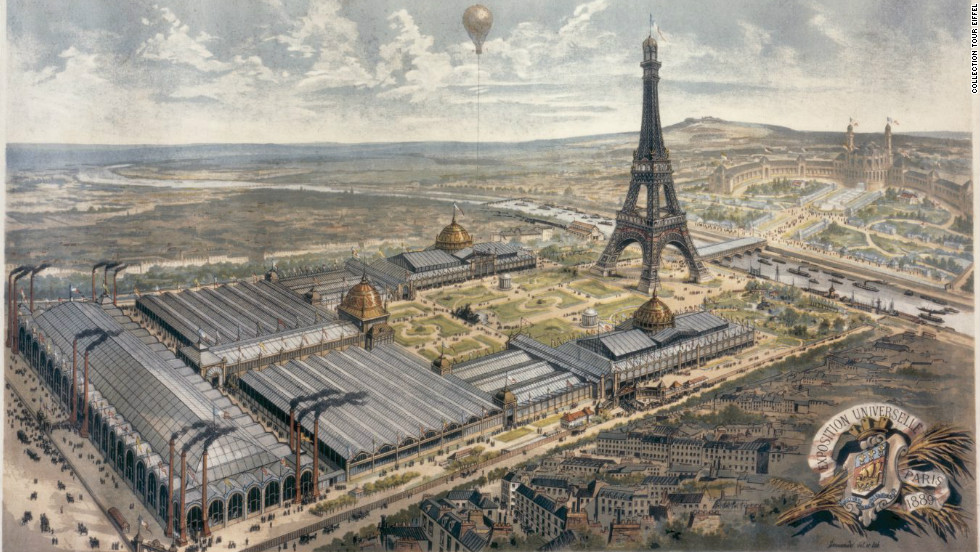The building Libeskind most wishes he had designed is the Eiffel Tower, in Paris.