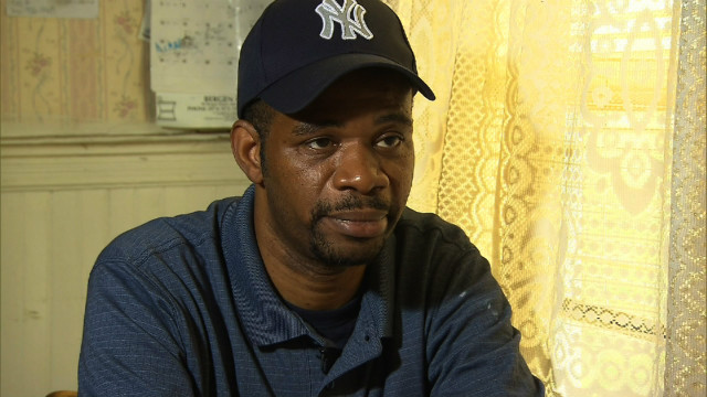 Jevon Thomas in 2010. He worked at the World Trade Center after the 9/11 attacks and died of cancer in April.