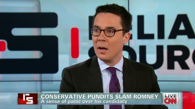 Conservative pundits slam Romney