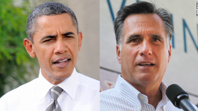 Obama, Romney prep debate face-off