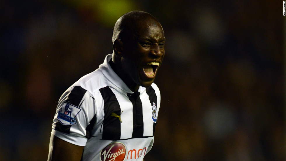 "Whether striker Demba Ba will be playing for Newcastle after January has been the subject of intense speculation. The Senegal international is in talks with Chelsea after the London side triggered a £7 million ($11 million) release clause in his contract which became active again on January 1. It is ""even (money) whether he'll stay or go,"" said Newcastle manager Alan Pardew."
