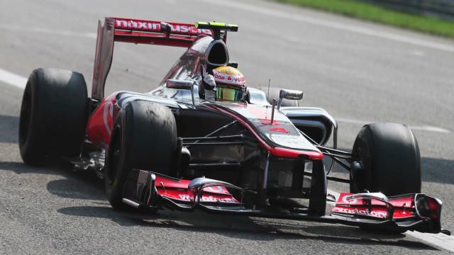 Hamilton's McLaren future