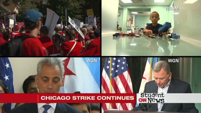 CNN Student News - 9/18/12