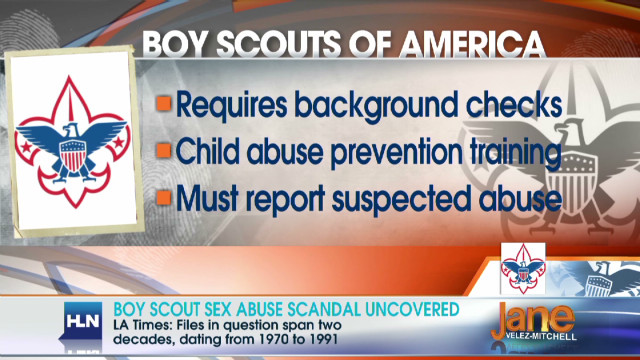 Boy Scouts sex abuse scandal uncovered