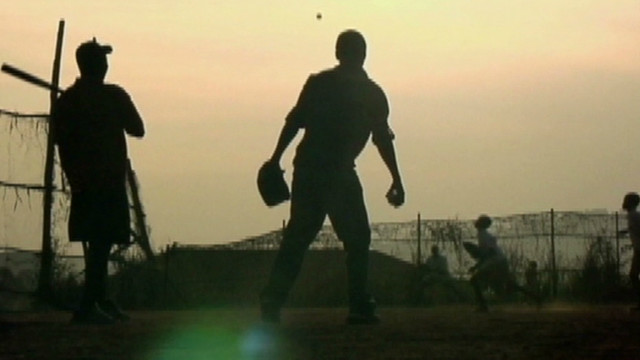 African team makes baseball history