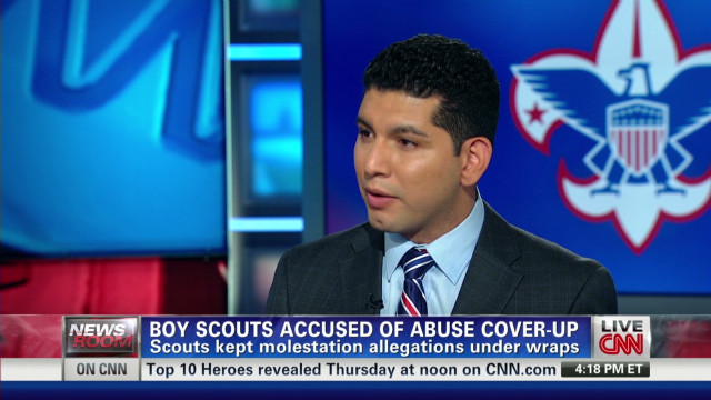 Boy Scouts abuse allegations