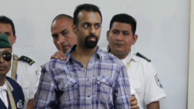 American freed from Nicaraguan jail