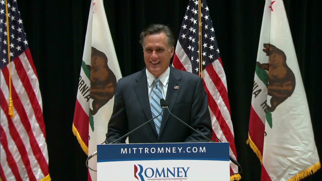 Romney explains fundraiser video