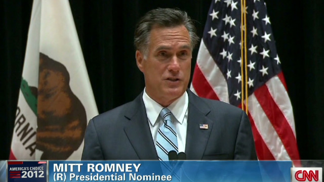 What did Romney mean by 'those people?'